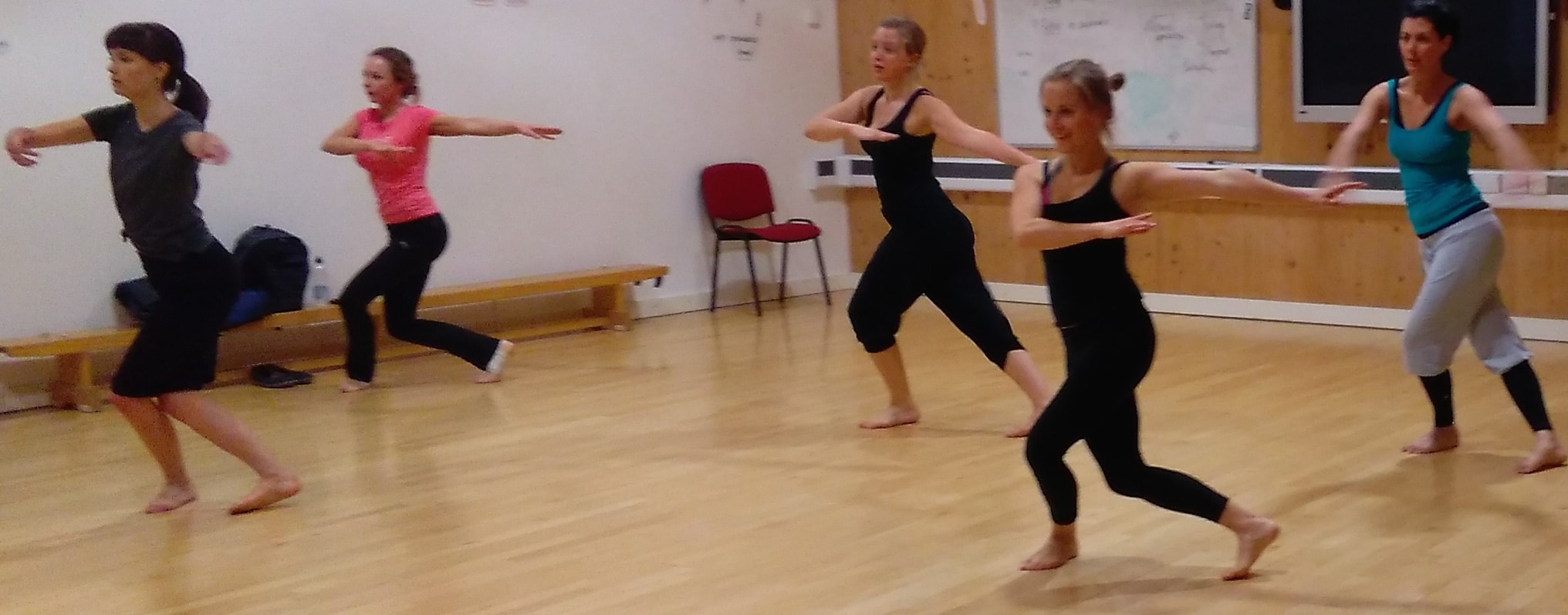Ballet, Contemporary, Pilates for adults in Norwich